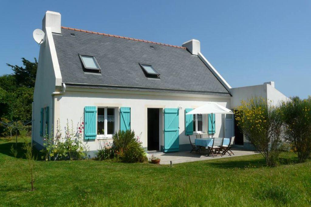 Alojamiento con jardín de 120 m²