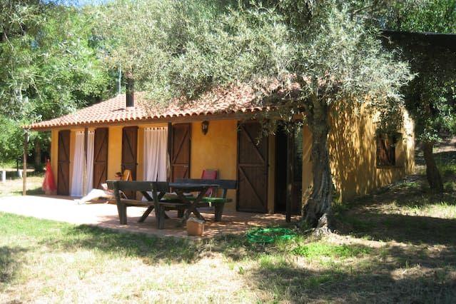 Villa in Galaroza, Andalucia, Spain