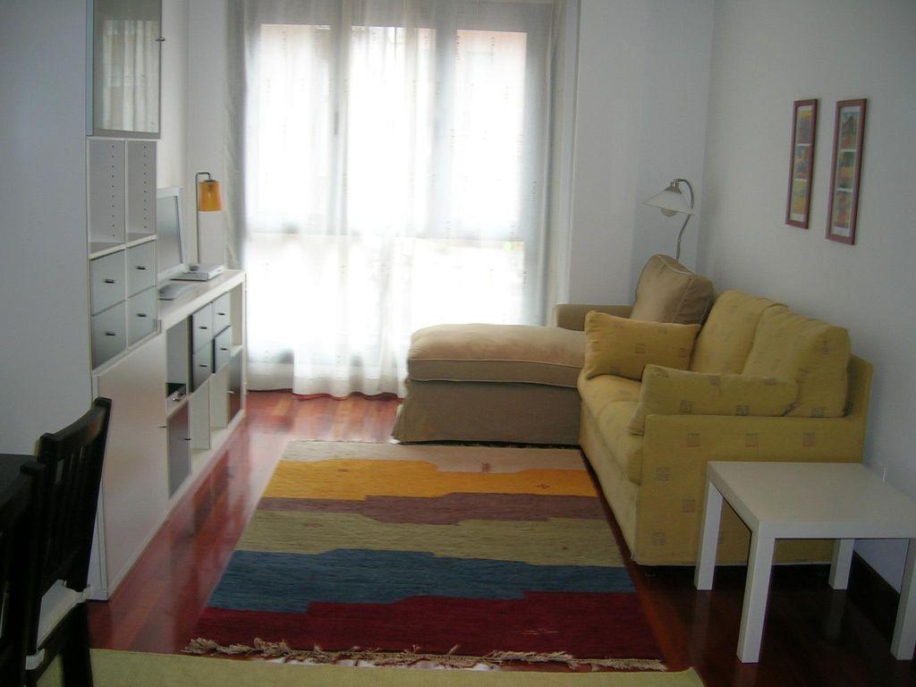 Apartamento para 4 en Gijón