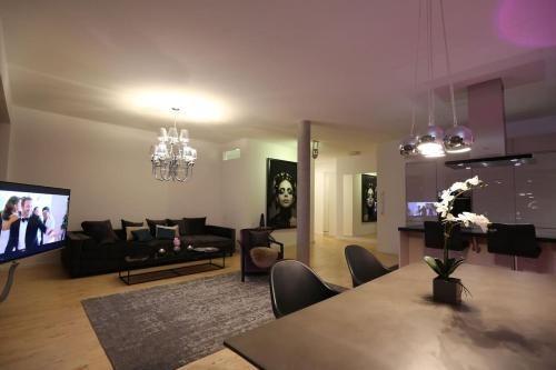 Ferienunterkunft in Hamburgo mit 1 Zimmer