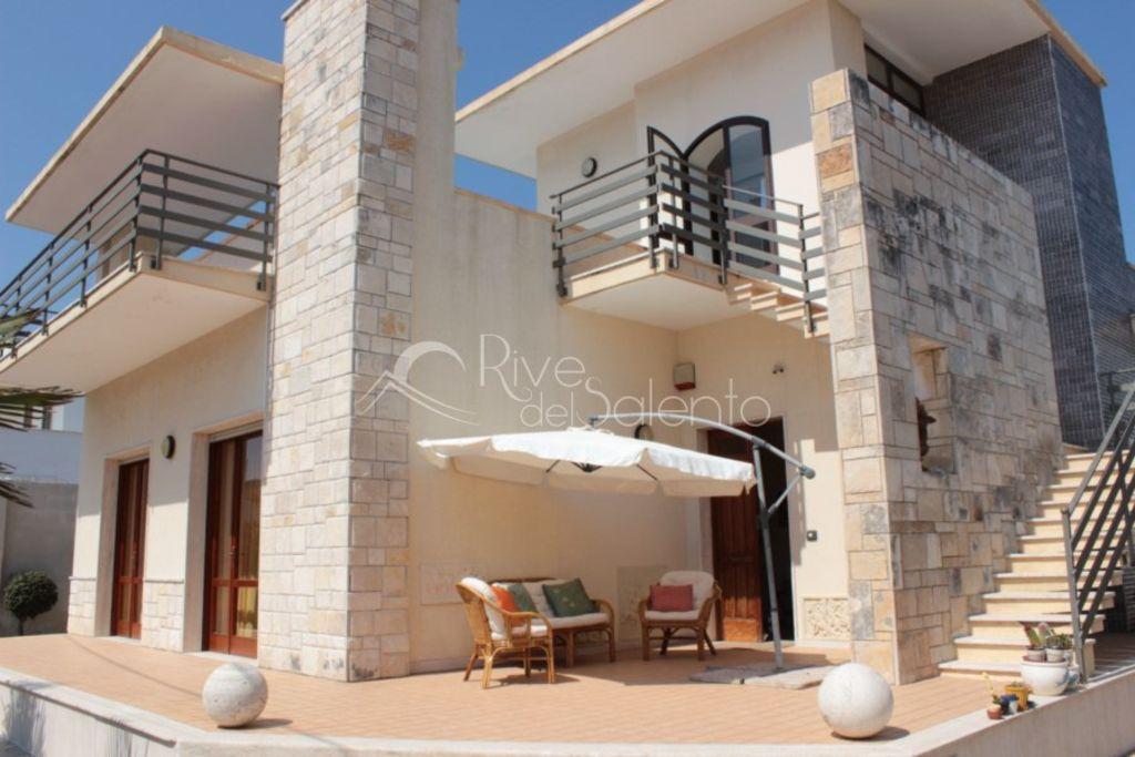 Villa a tan sólo 200 m del mar de San Foca cerca de Otranto en Salento