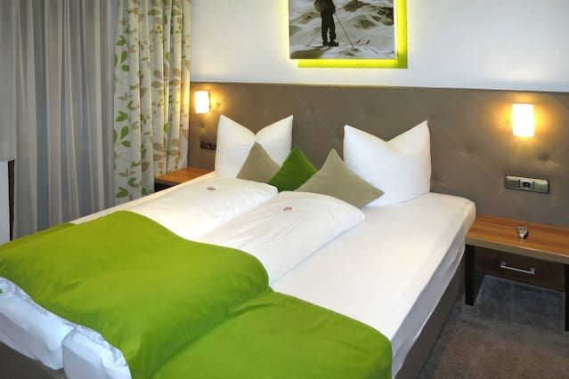 Equipped holiday rental with 3 rooms