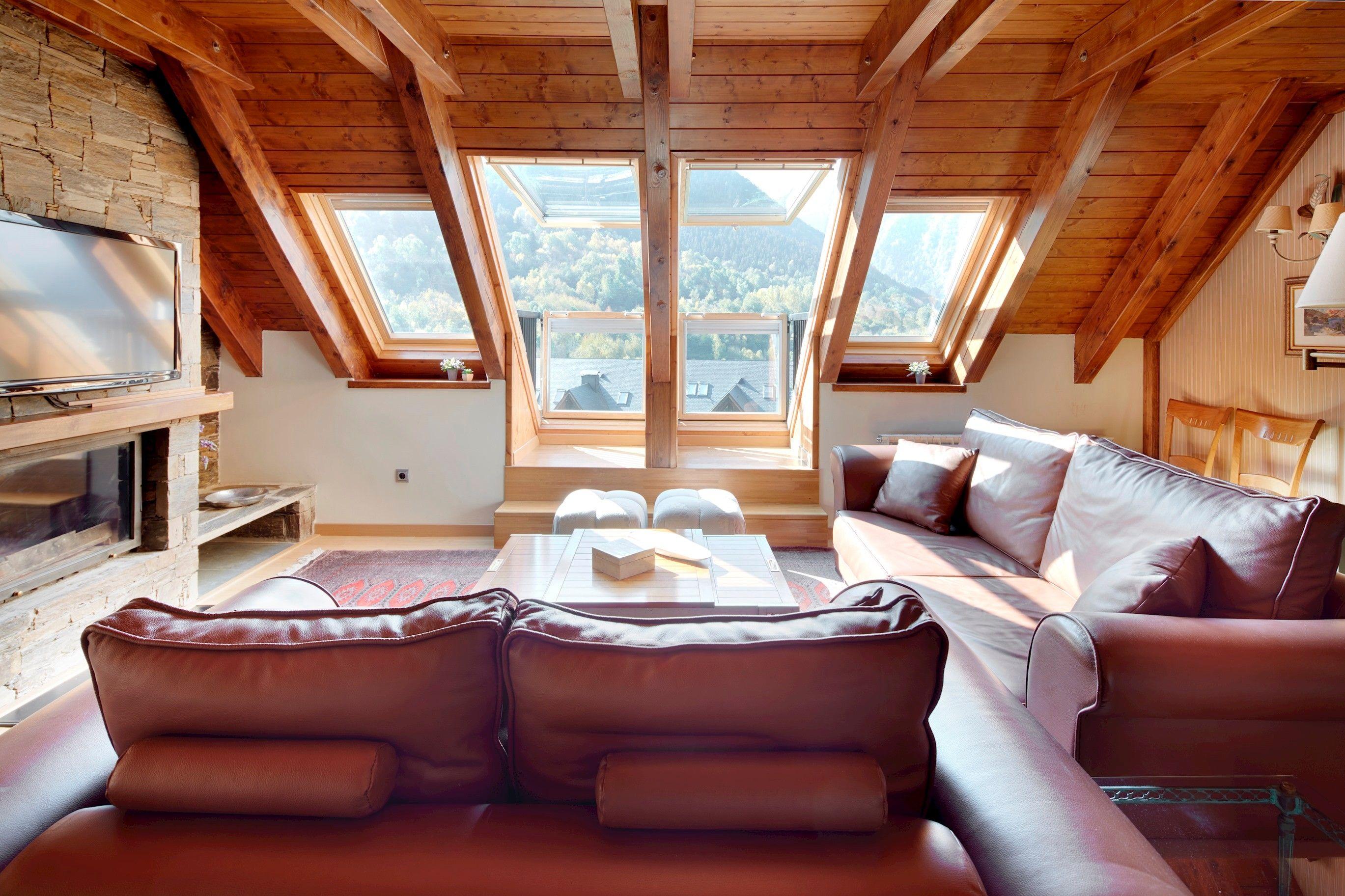 Vivienda en Val d'aran de 4 habitaciones
