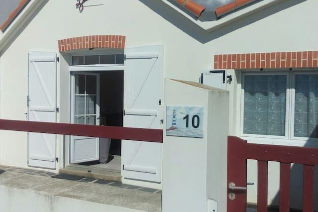 Vivienda para 4 huéspedes en Les moutiers-en-retz