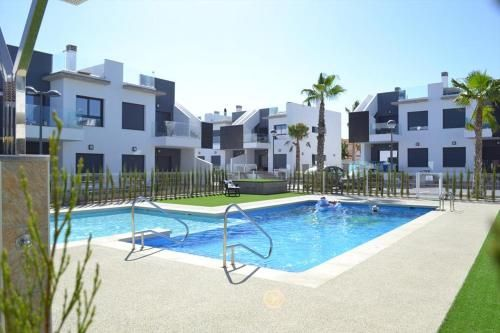 Equipped apartment in Pilar de la horadada