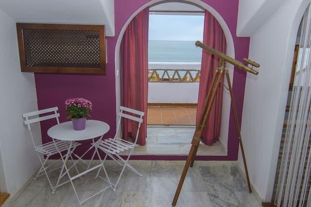 Panorámica residencia en Benajarafe