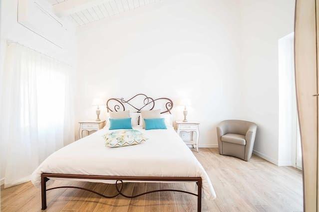 Alojamiento atractivo de 2 habitaciones