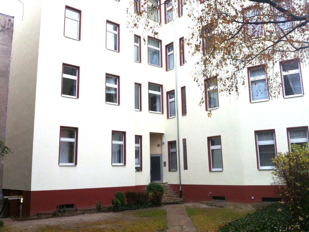 Vivienda con wi-fi en Berlin