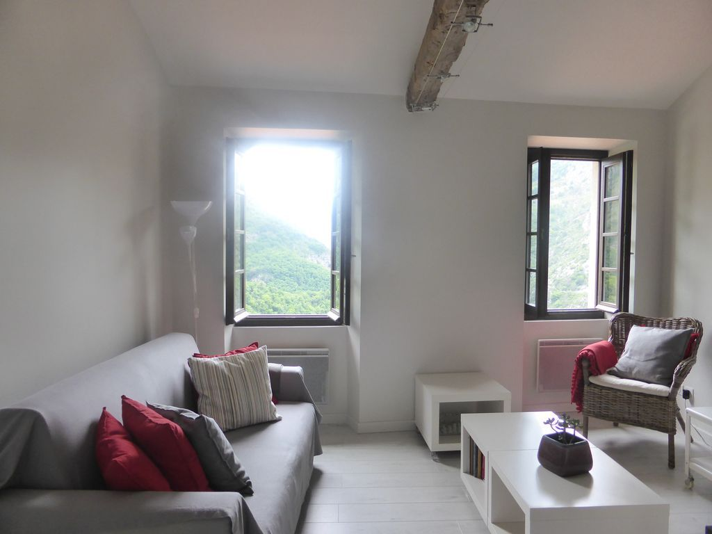 Alojamiento de 31 m² en Saorge