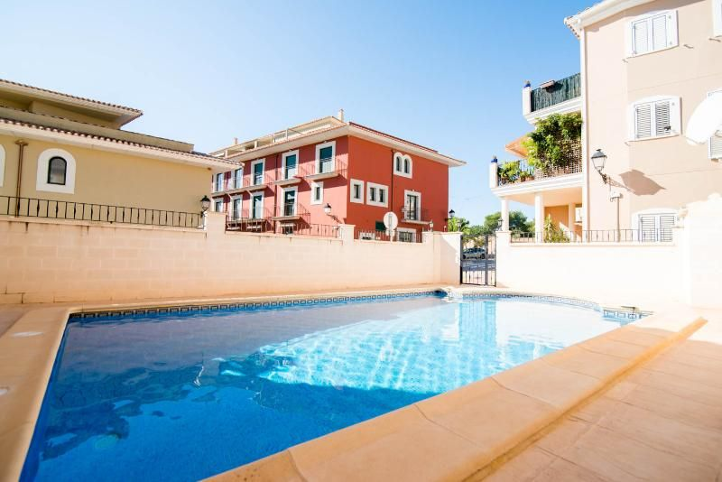 Apartamento estupendo en Costa blanca con  AC