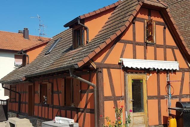 Casa con jardín en Duppigheim