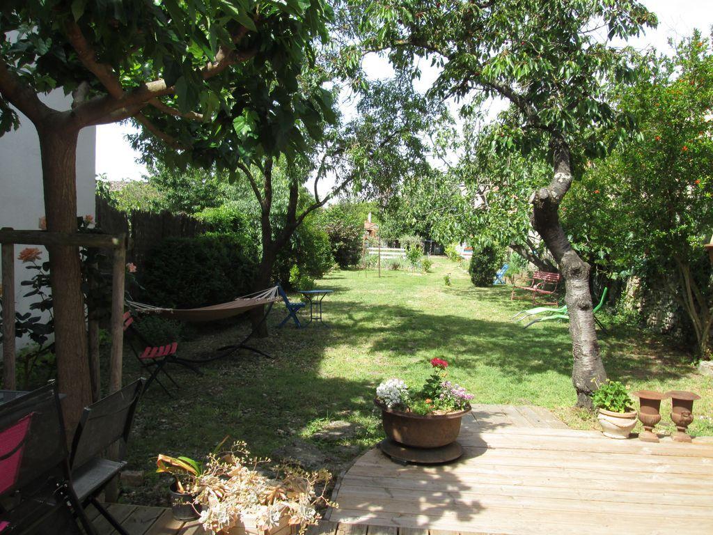 Casa con jardín en Limoux