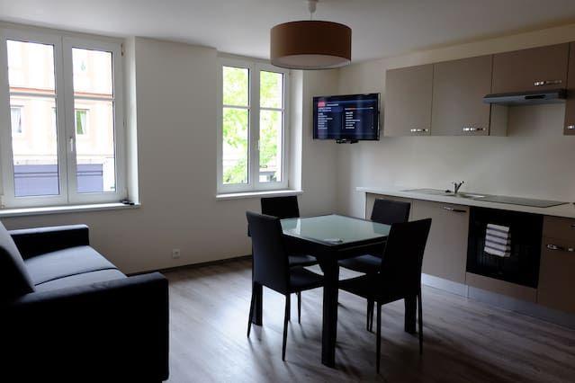 Alojamiento para 6 personas en Saint-louis
