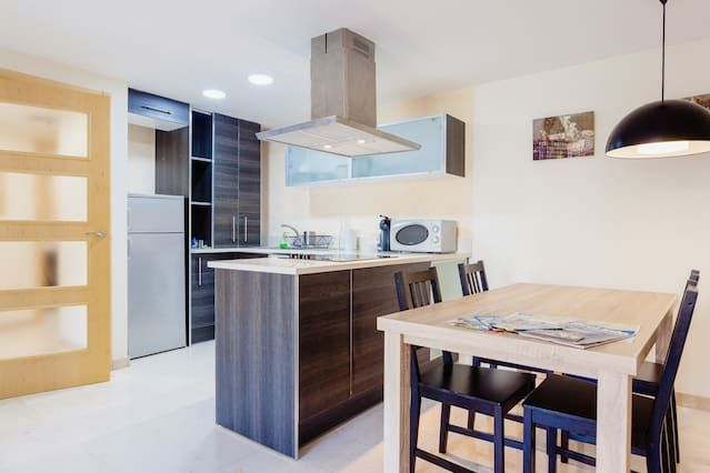 Hébergement de 55 m²