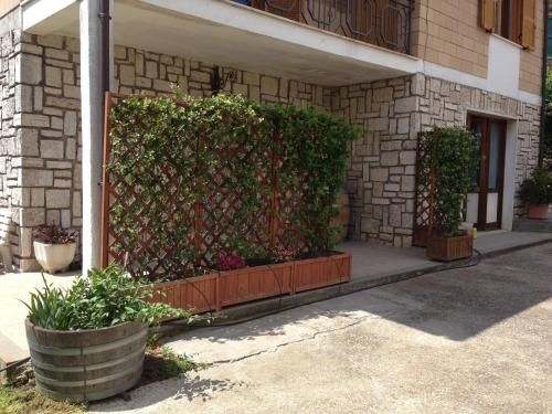 Alojamiento popular con jardín