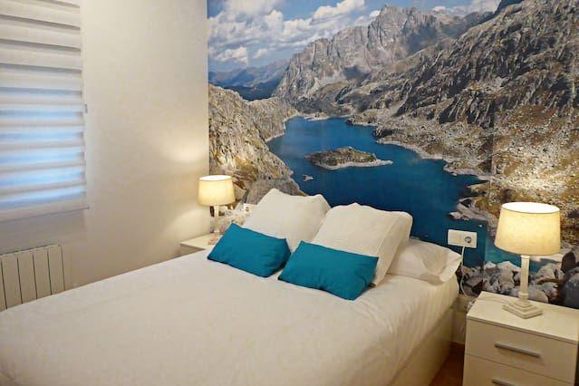 Wohnung in Ribera de cardos (lleida) für 4 Gäste