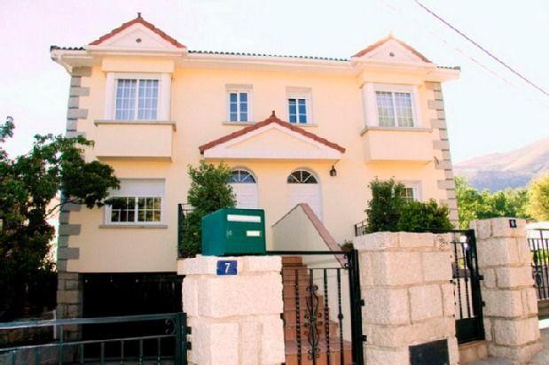 Residencia de 6 habitaciones en Valdemanco