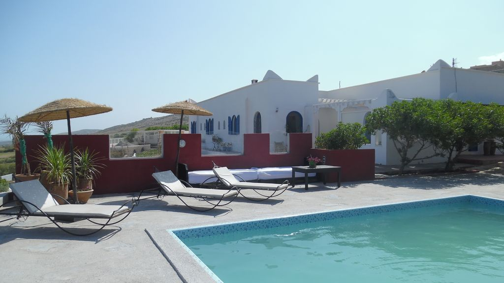 Estupenda casa en Essaouira