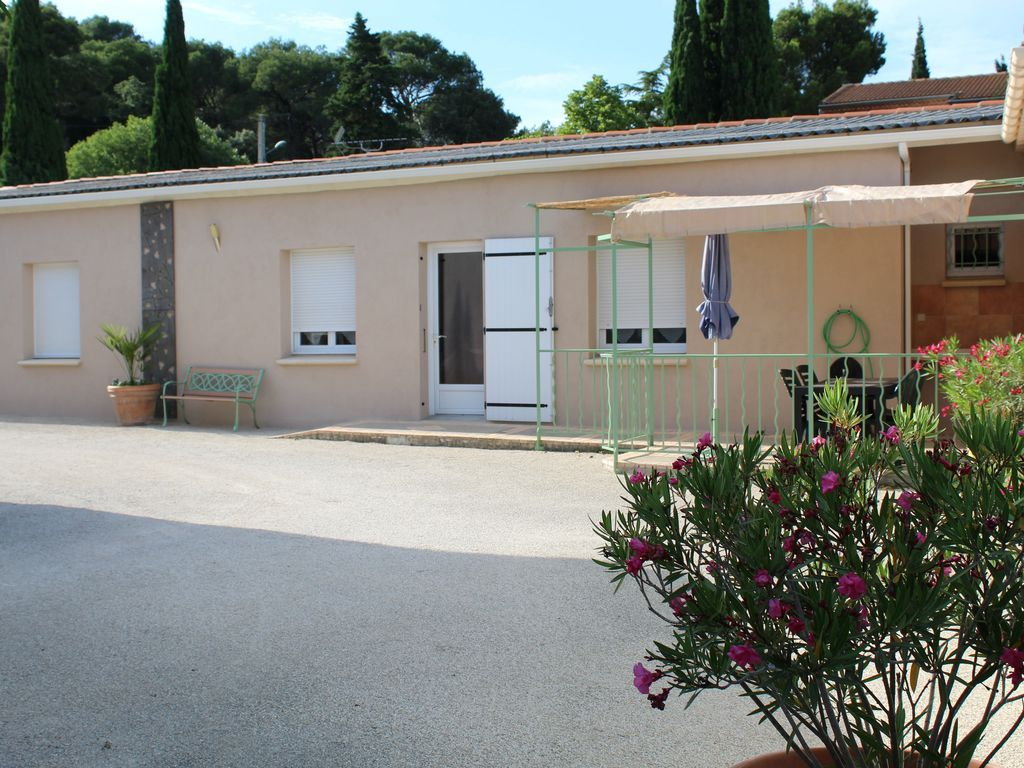 Vivienda de 2 habitaciones en Aramon
