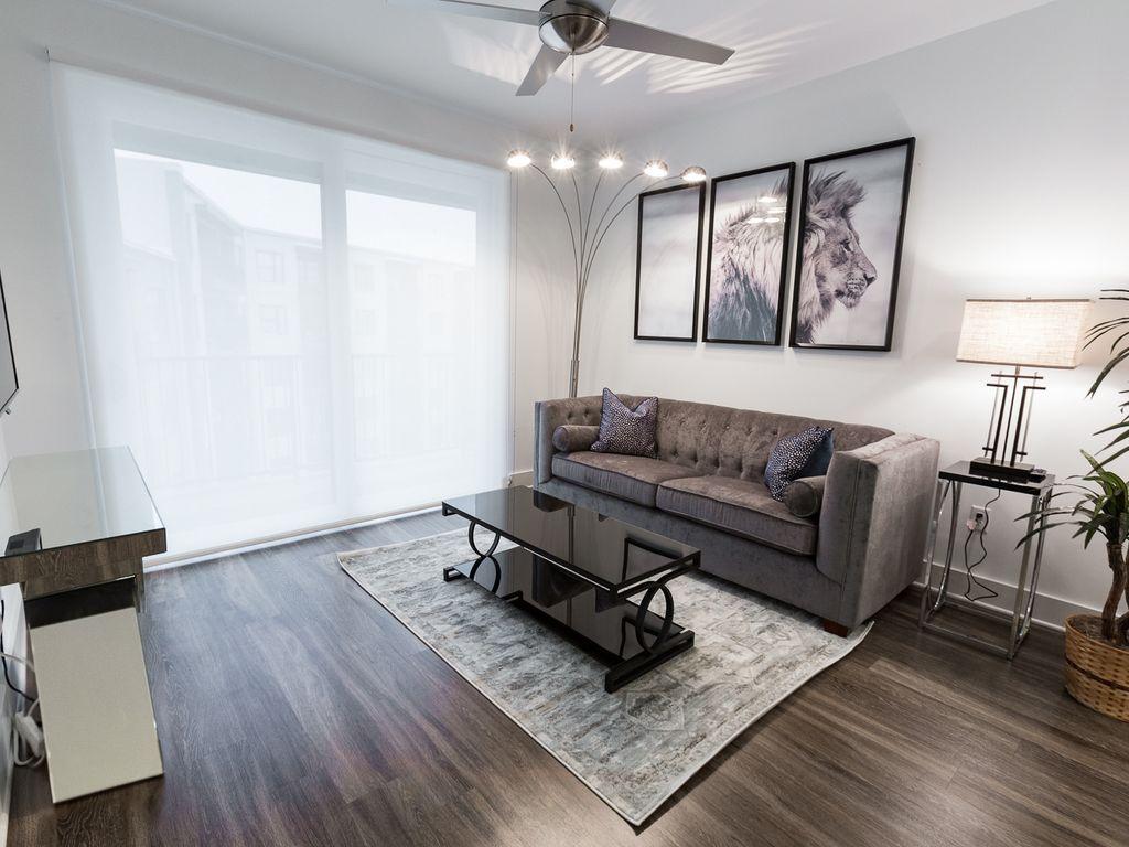 Funcional apartamento de 1 habitación