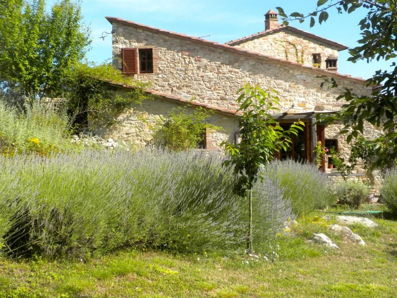 1 Bedroom Cottage in the Chianti Hills of Tuscany
