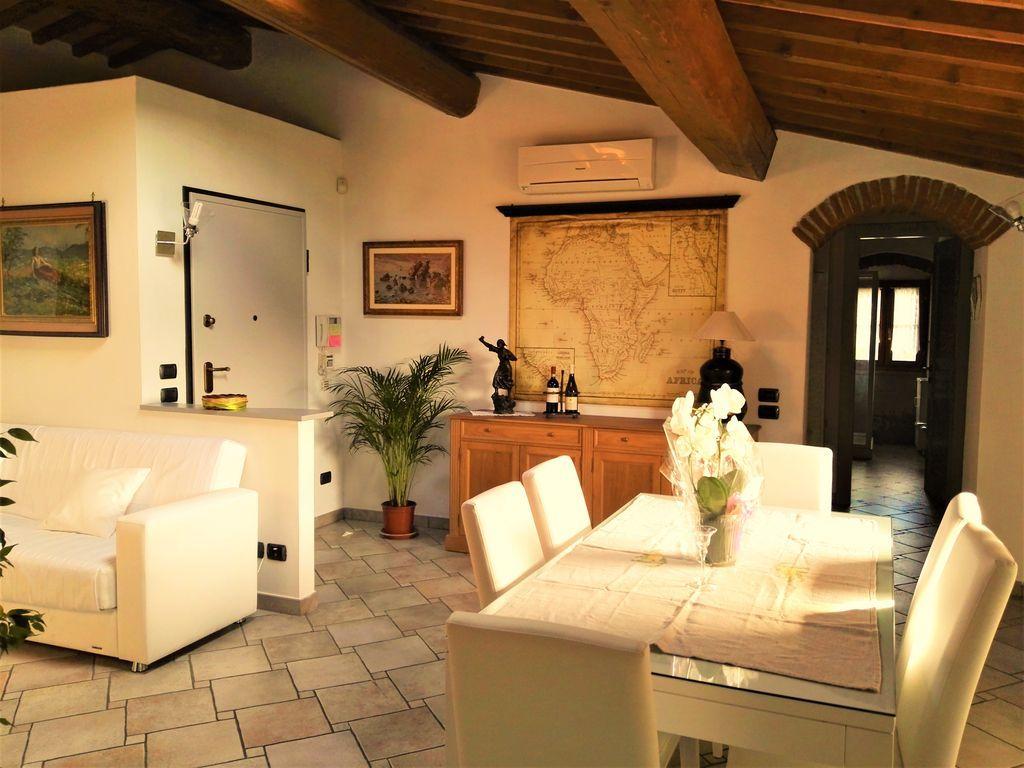 Alojamiento para 4 personas en Prato