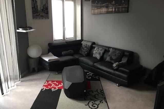 Appartement de 45 m² pour 2 personnes