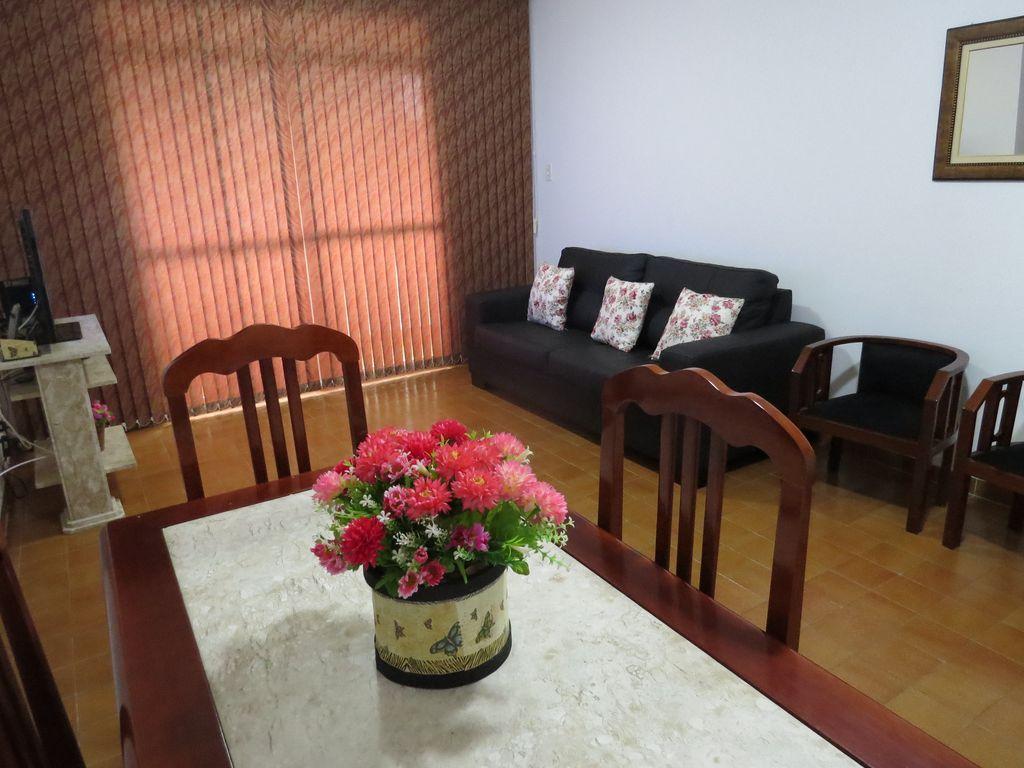 Logement avec 2 chambres à Praia grande