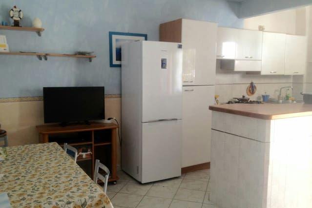 Appartamento per 6 ospiti di 3 camere