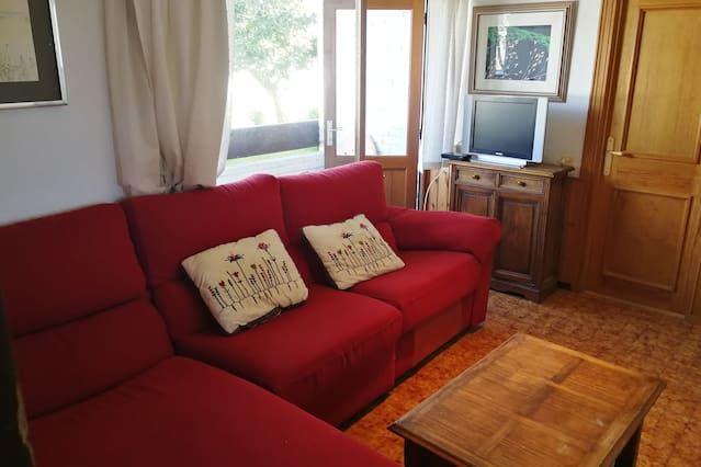 Apartamento atractivo de 2 habitaciones en Laredo