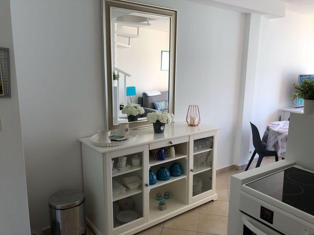 Apartamento estupendo de 2 habitaciones