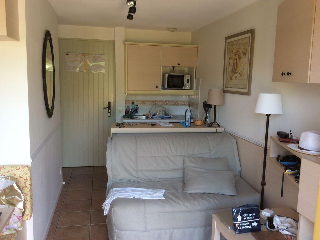 Alojamiento equipado de 30 m²