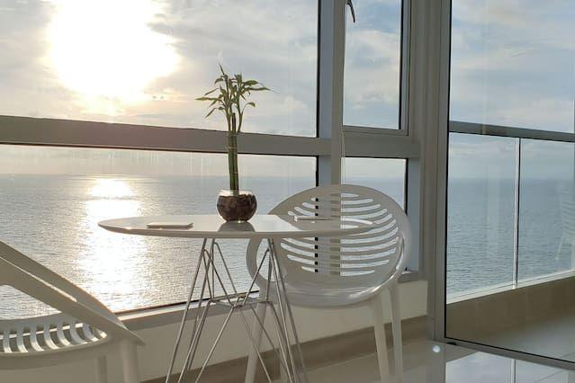 Apartamento de 1 habitación en Cartagena