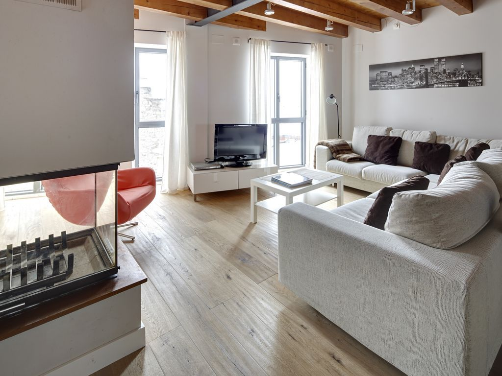 Vivienda de 3 habitaciones con wi-fi