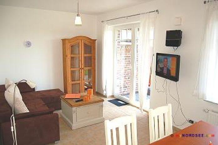 Ausgestattetes Apartment mit 3 Zimmern