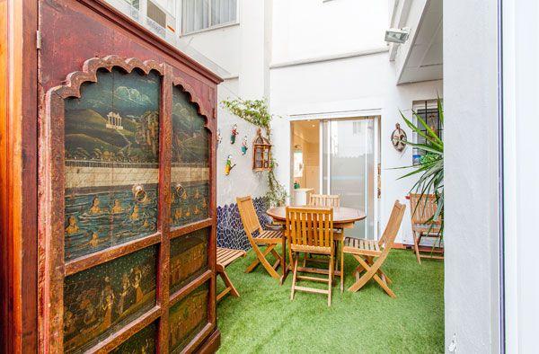 Apartamento en el centro en Valencia con Ascensor y Lavadora