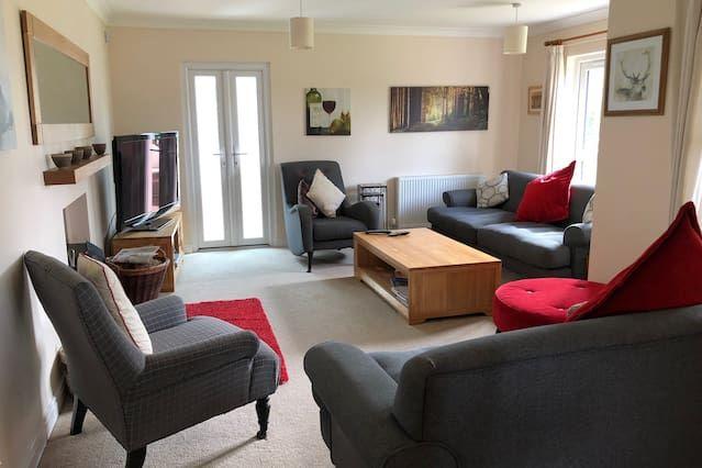 Casa para 11 personas en Fordingbridge