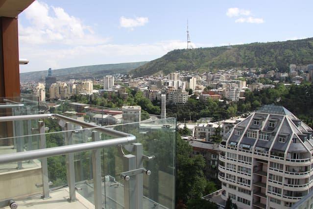 Alojamiento de 1 habitación en Tiflis