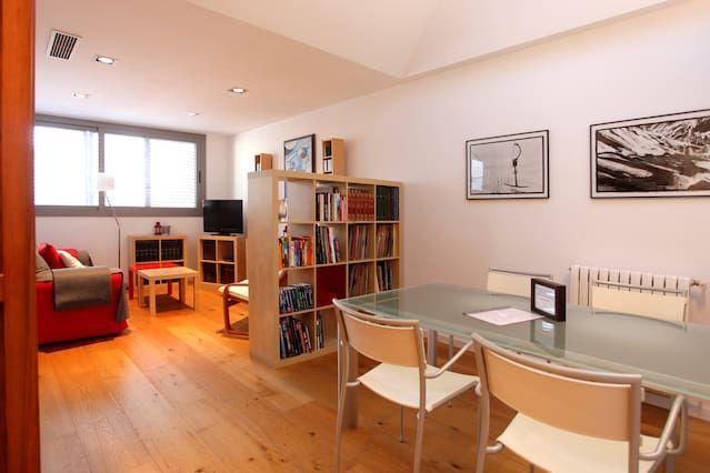 Apartamento con balcón en Sabadell