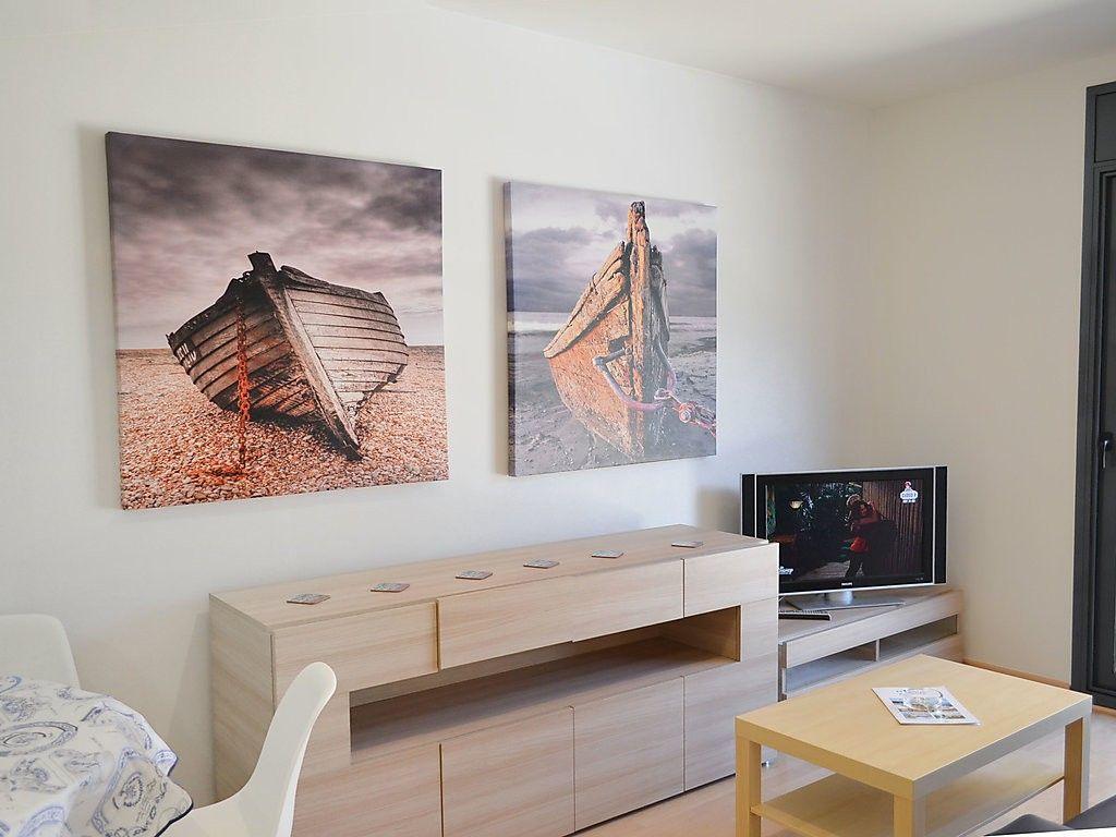 Apartamento provisto de 48 m²