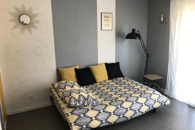 Apartment mit 1 Zimmer in Sangatte
