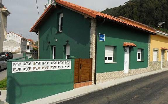 Hogareña residencia en San juan de la arena