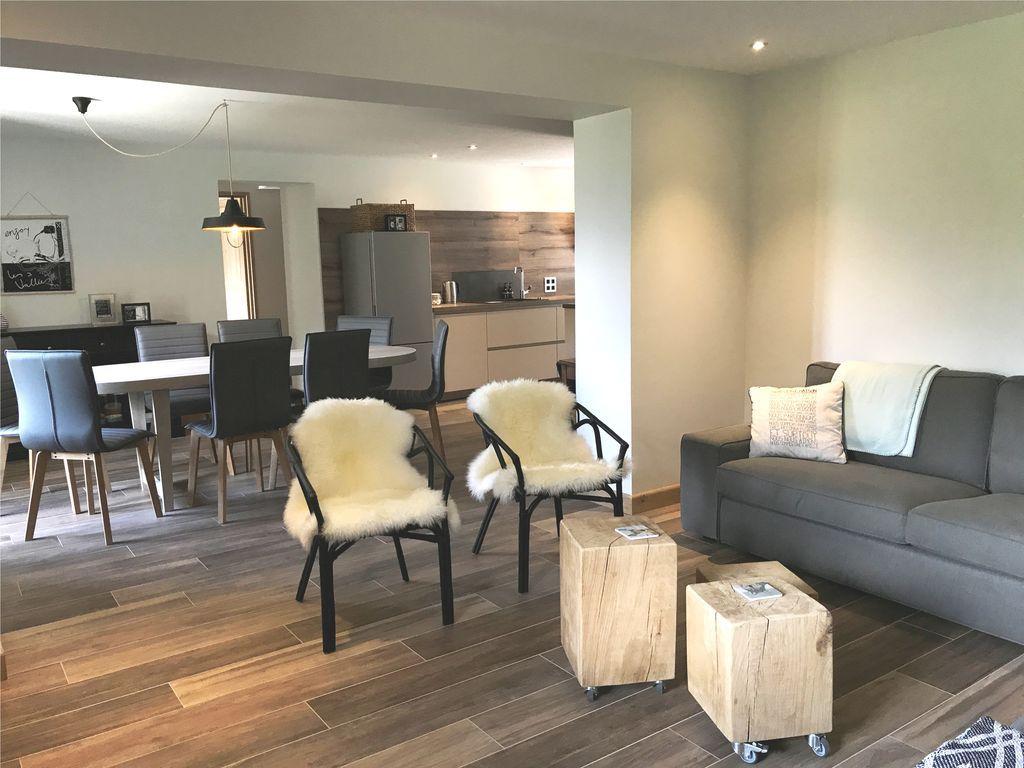 Casa para 10 huéspedes en Saint martin de belleville