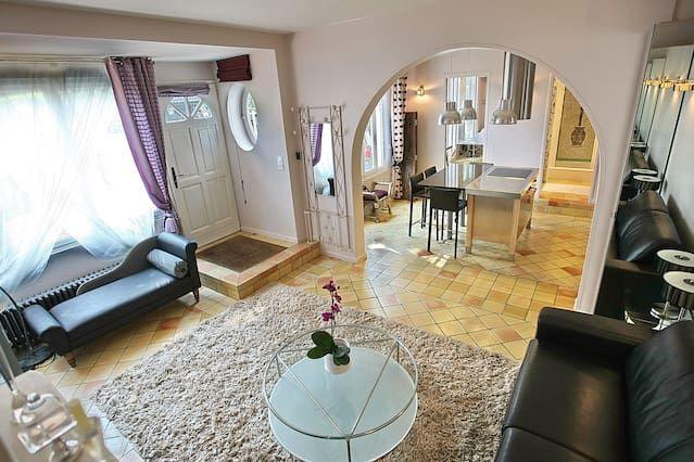Tout confort logement de 2 chambres