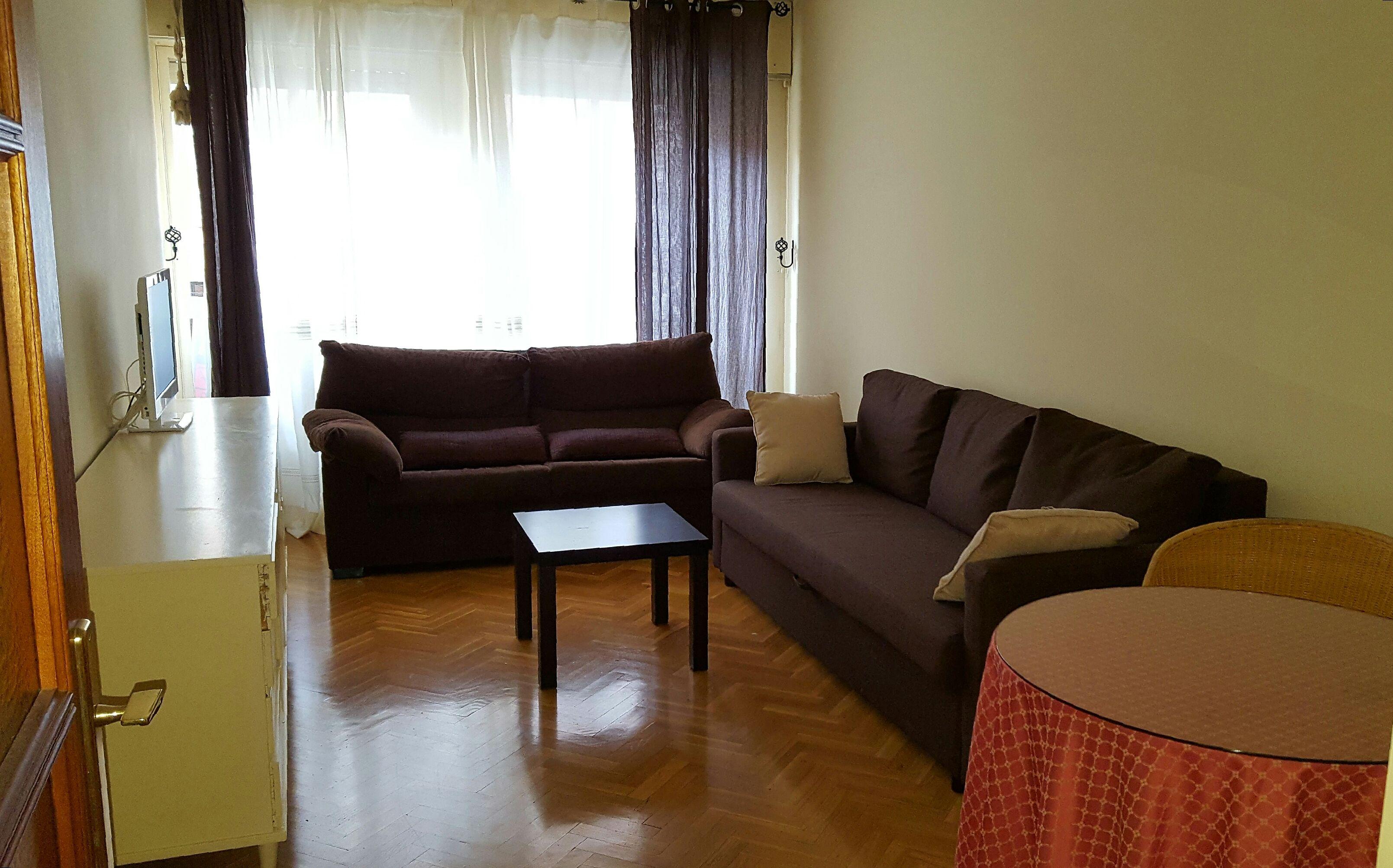 Bonito piso para 6 personas en Valladolid