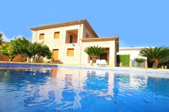 ES MOLÍ NOU - Villa para 8 personas en Vilafranca de Bonany.