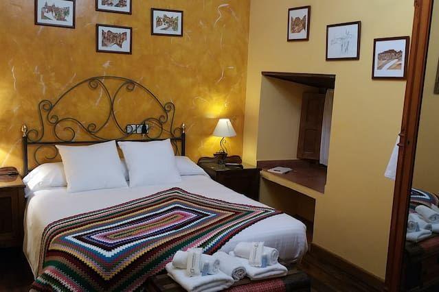 Residencia en Cangas del narcea con parking incluído