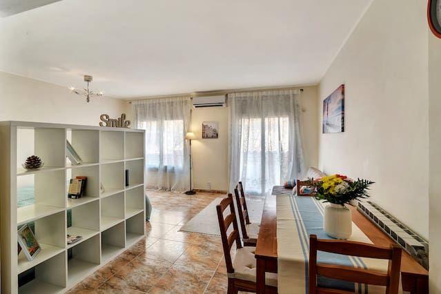 Alojamiento de 60 m² para 4 huéspedes