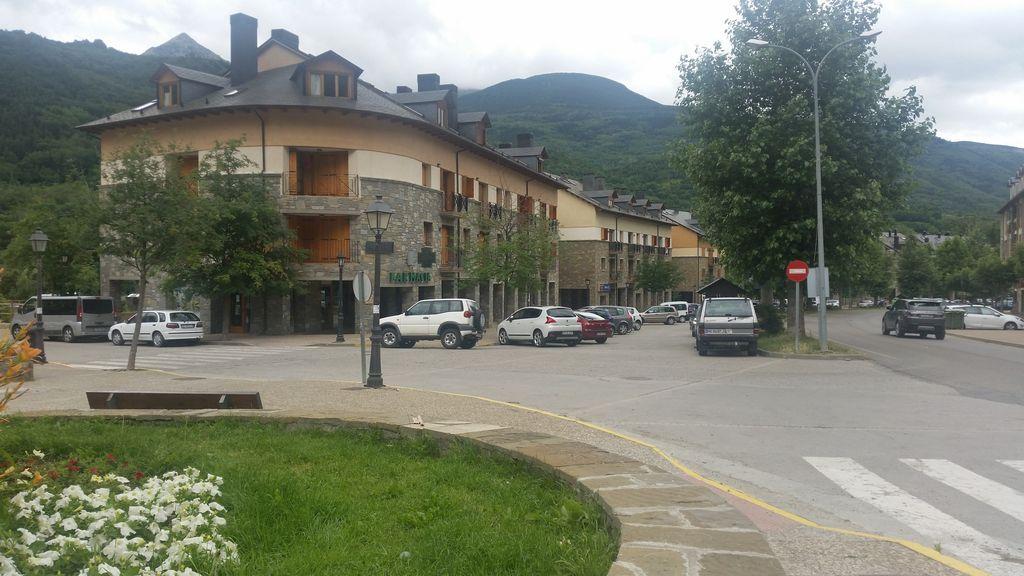 Funktionale Unterkunft mit inklusive Parkplatz