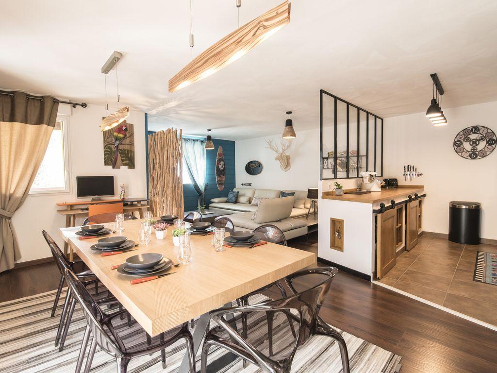 Logement de 102 m²